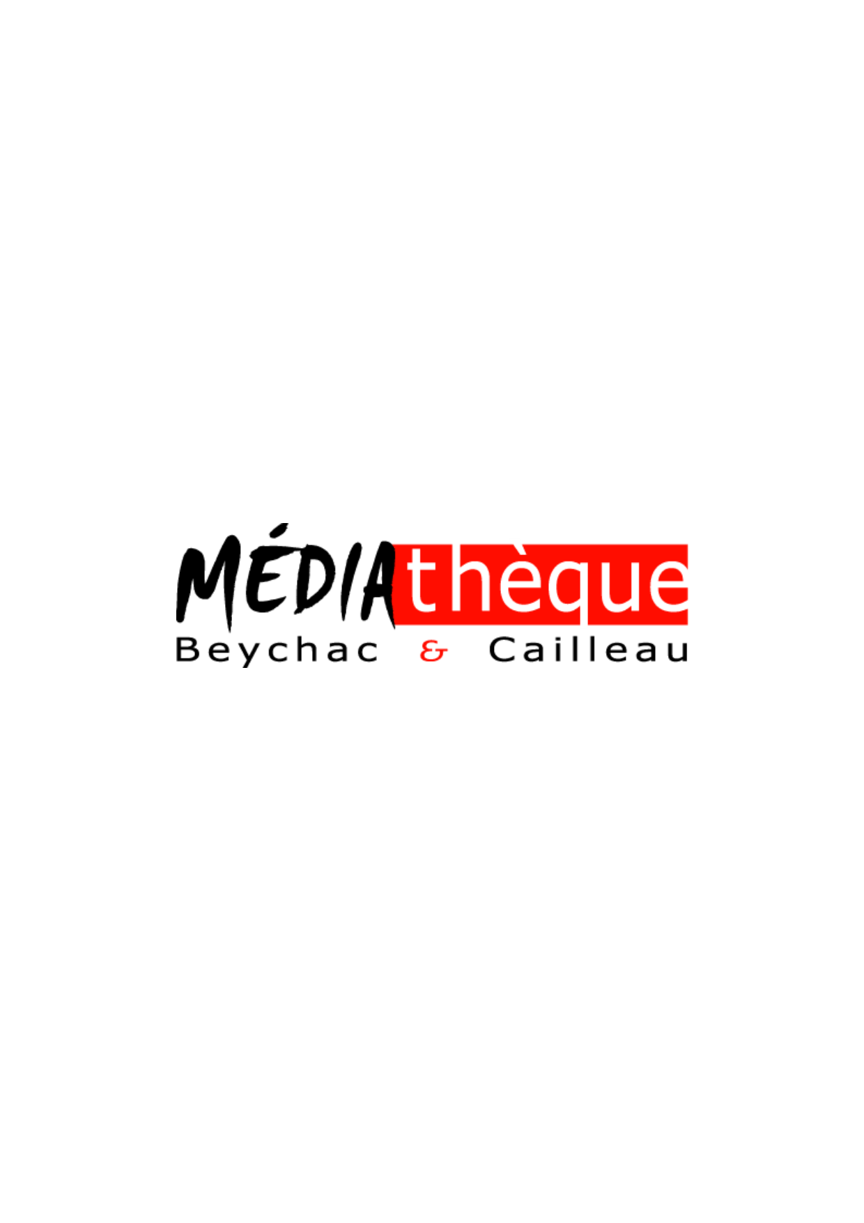 2020.05.14 Mediatheque ouvre
