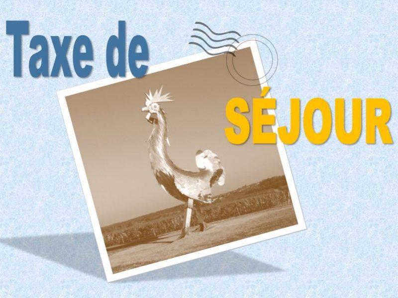 TAXE DE SEJOUR.pub